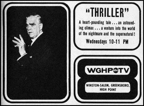 Thriller ad
