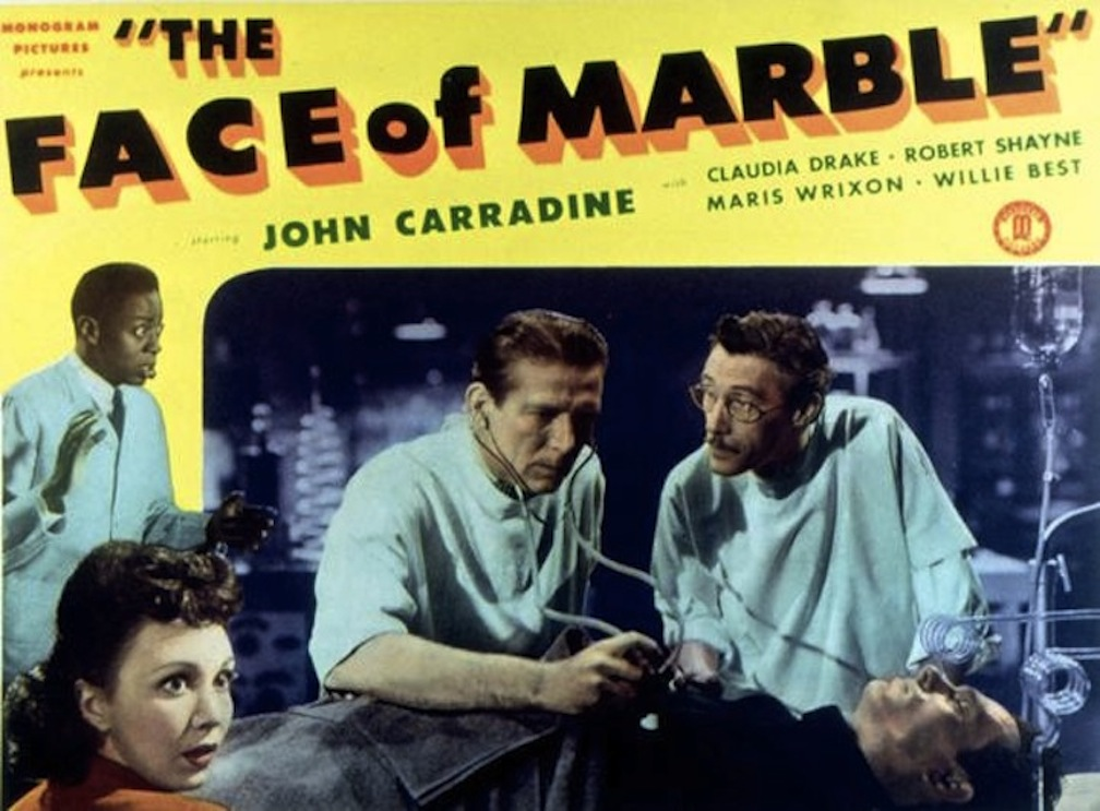 The Face of Marble movie