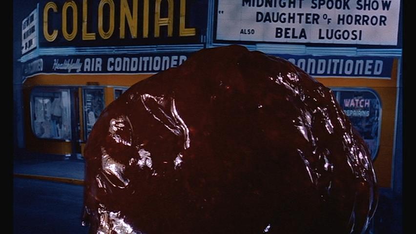 Iconic or memorable movie stills Blob
