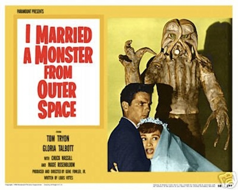 I Married A Monster From Outer Space 1958 – The Last Drive In