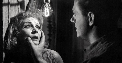 Director Robert Aldrich   s Kiss Me Deadly  1955  Starring Ralph    Streetcar Named Desire Blanche And Mitch