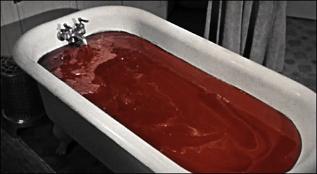 William castle s the tingler 1959 there s not a worm - Bagno di sangue ...