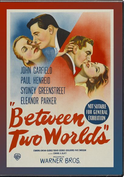 Between Two Worlds '44 poster