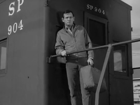 David Janssen fugitive