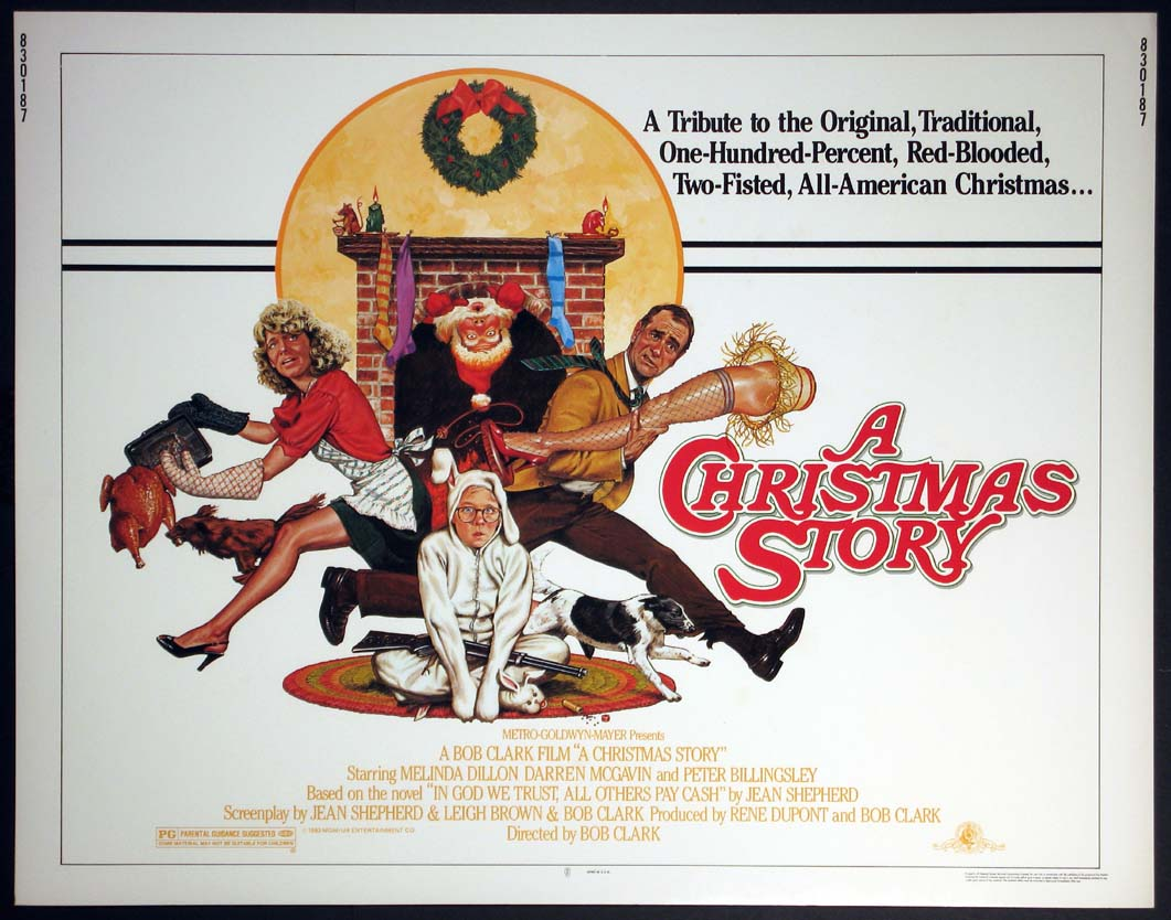 Moment from a christmas story 1983 the leg lamp the last