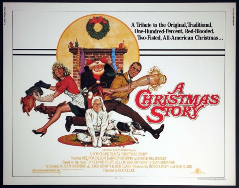 film poster A Christmas Story