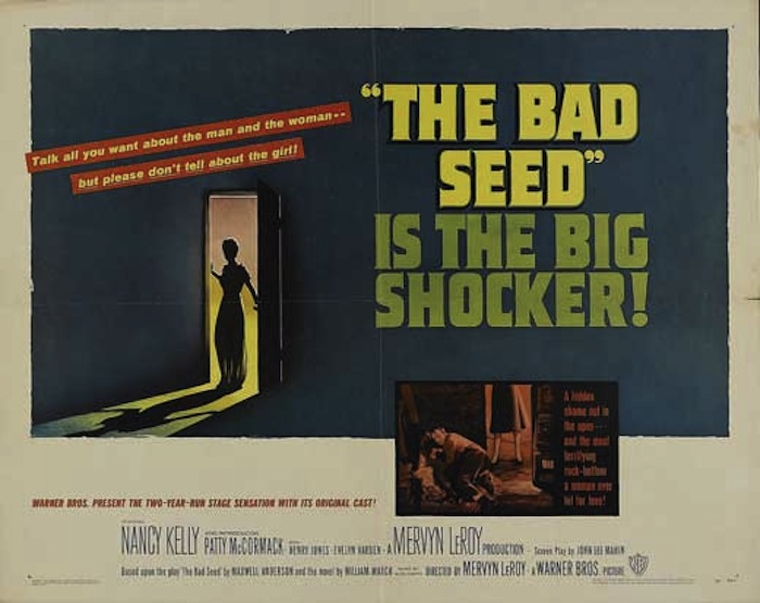 Analysis Of The Bad Seed Play Essays