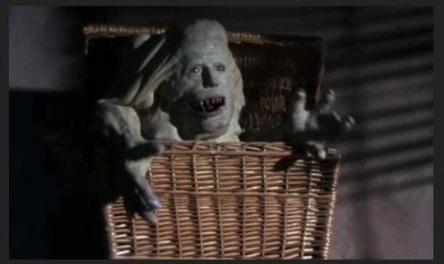 Belial in his basket