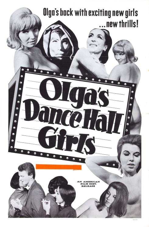 olgas dance hall girls film poster