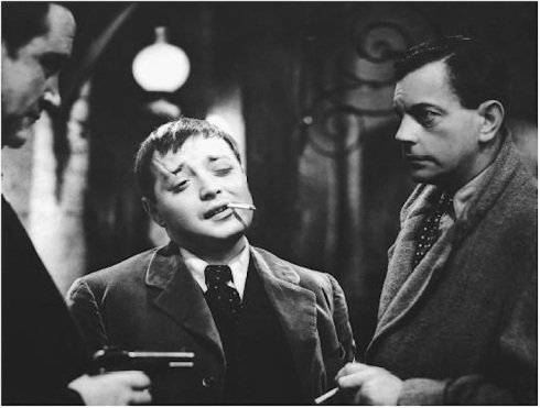 Peter Lorre in The Man Who Knew Too Much1956