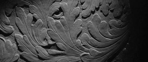 The Haunting matrixing wallpaper face