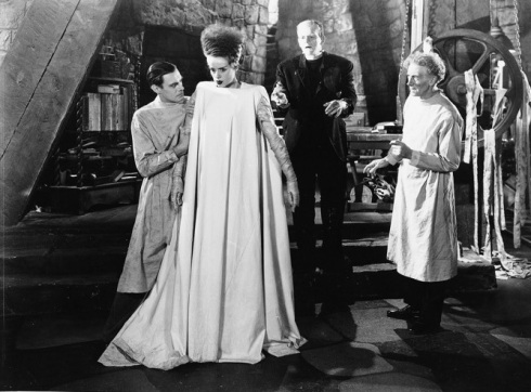 Bride of Frankestein