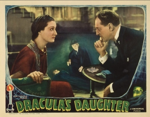 Dracula's Daughter lobby card 2