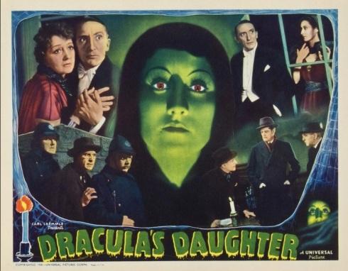 Dracula's Daughter poster 3
