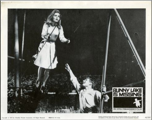 Lobby Card Bunny Lake