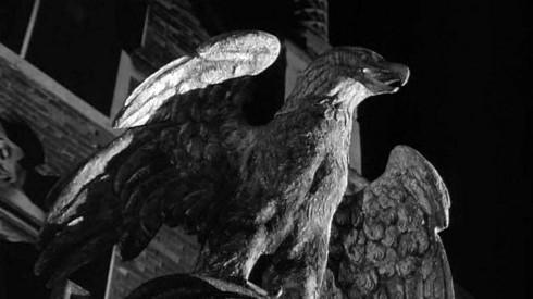 night of the eagle stone eagle