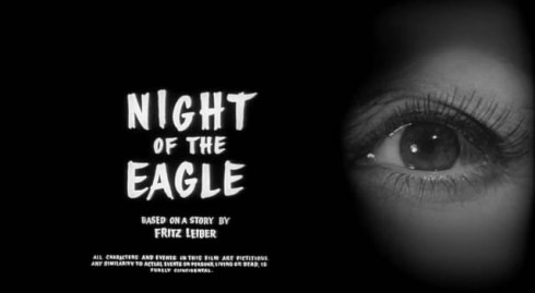 Night of the Eagles title