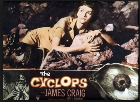The Cyclops lobby card
