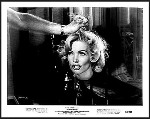 Tormented lobby card