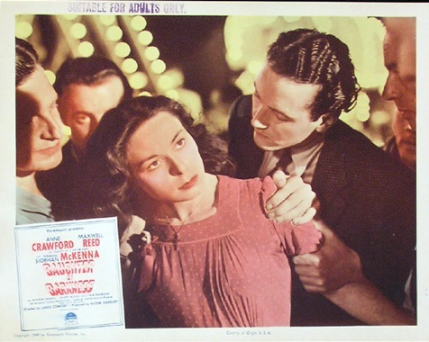 Daughter of Darkness Lobby Card 5
