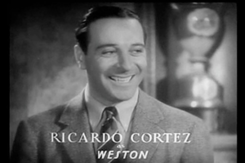 Ricardo Cortez titles