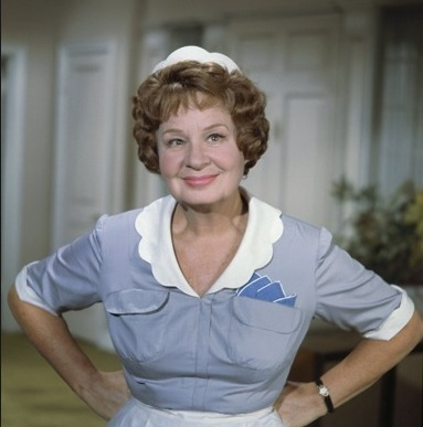 Shirley Booth as Hazel retro tv show