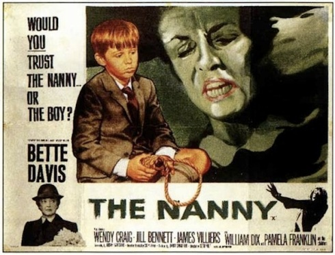 The Nanny film poster