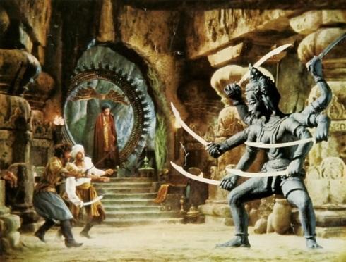 7th Voyage's Kali