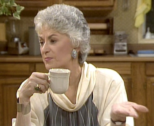 Happy birthday to the inimitable bea arthur the last for Why did bea arthur leave golden girls