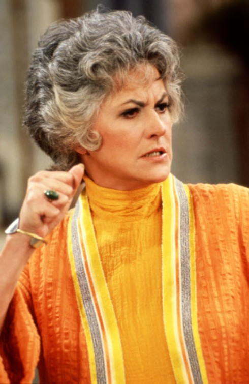 Bea arthur the last drive in for Why did bea arthur leave golden girls