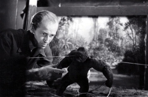 Harryhausen and Might Joe Young