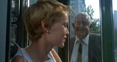 william castle's cameo-in-rosemarys-baby