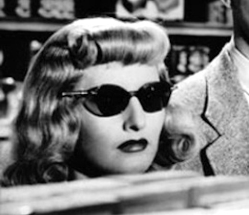 Stanny as Phyllis Double Indemnity