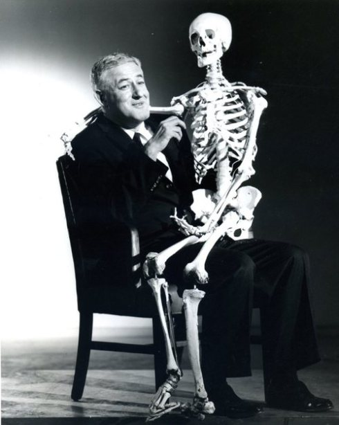 Bill and Skeleton