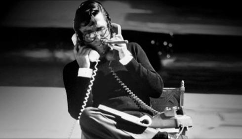 bob evans on phone
