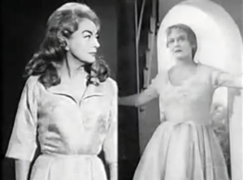crawford as miriam with Davis