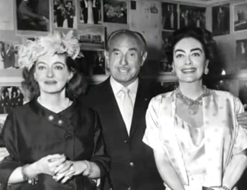 Jack Warner with Davis & Crawford