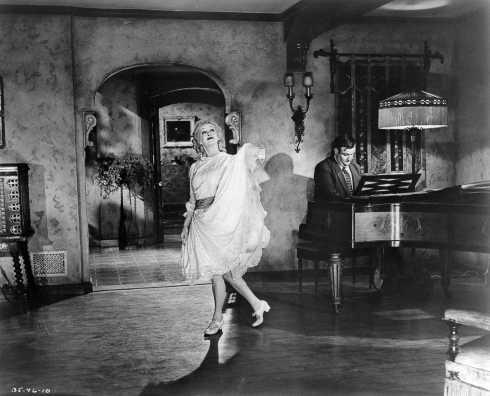 Jane dancing