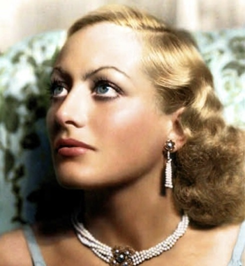 Joan Crawford color