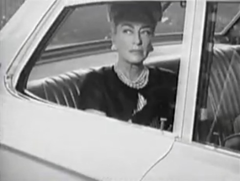 joan in car Hush set