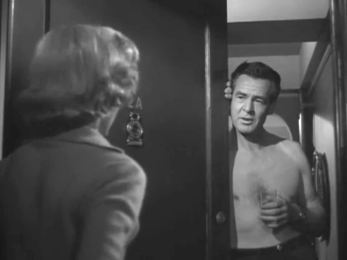 Robert Ryan Gloria Grahame Odds Against Tomorrow