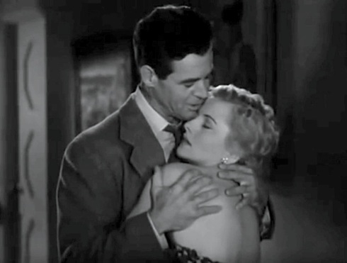 Robert Ryan Joan Fontaine Born To Be Bad