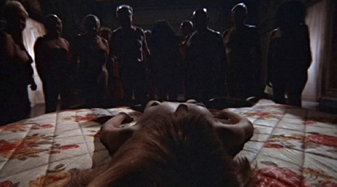 Rosemary's Baby Naked Witches