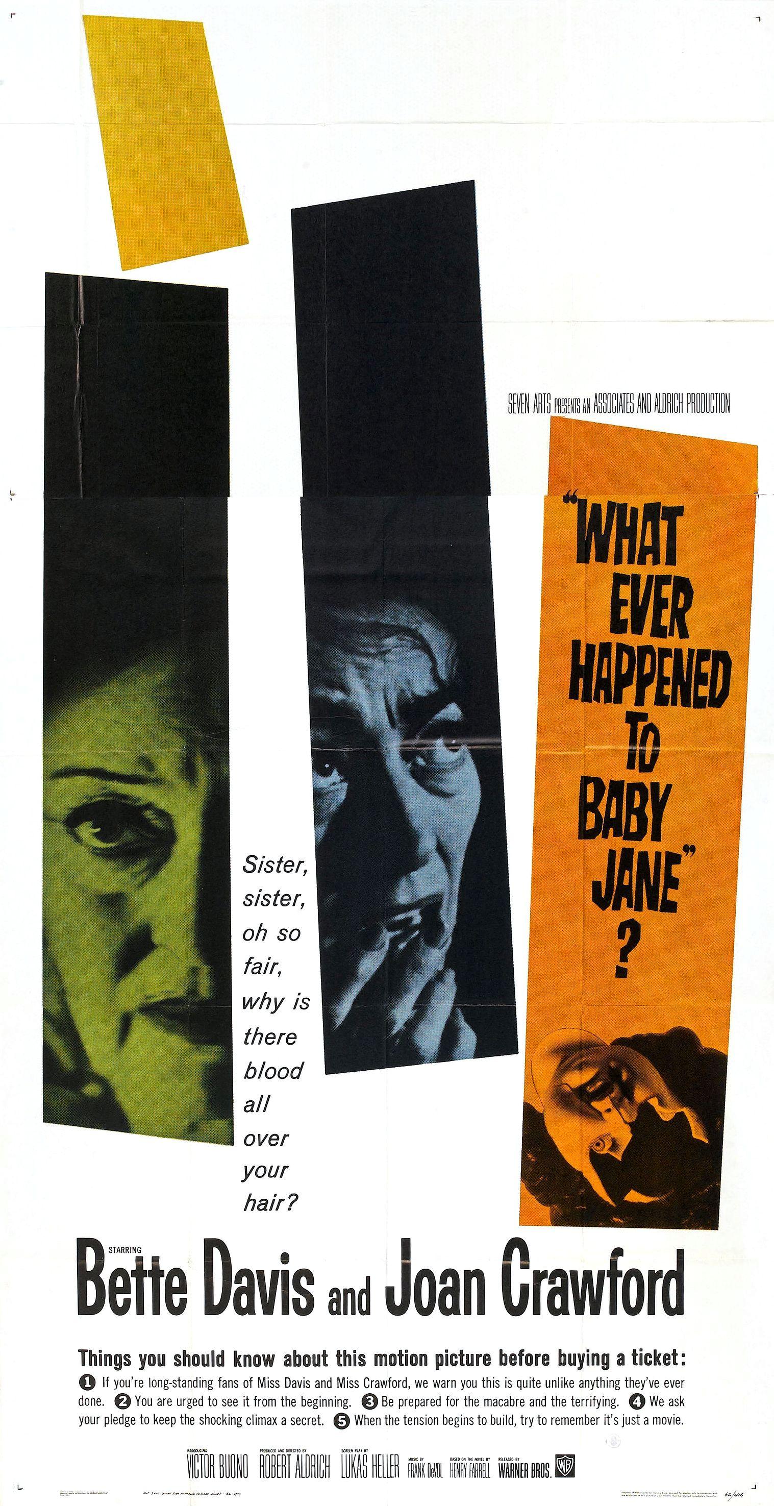 Revisiting Robert Aldrich's Grande Dame Hag Cinema: Part I ...