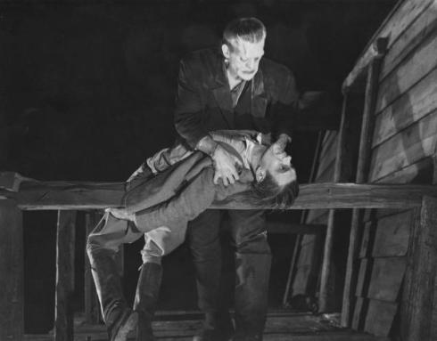 Frankenstein still