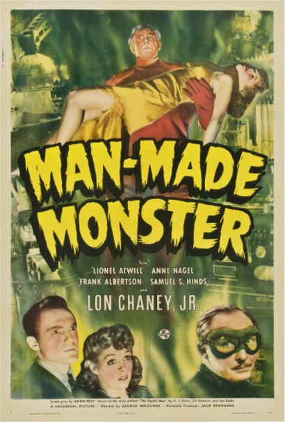 man made monster