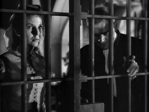 anna lee and karloff in Bedlam
