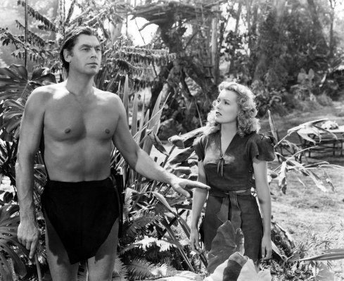 Annex - Weissmuller, Johnny (Tarzan and the Leopard Woman)_11
