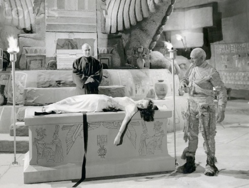 Scene from The Mummy's Hand