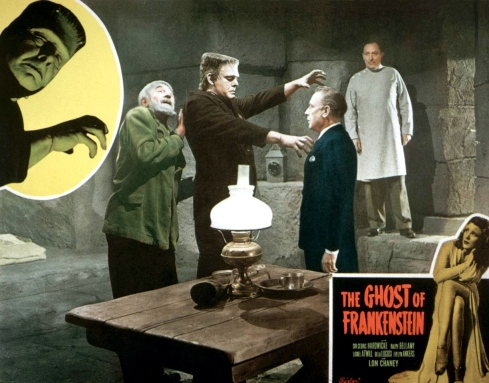 Poster - Ghost of Frankenstein, The_02